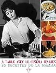 A table avec le cin�ma italien
