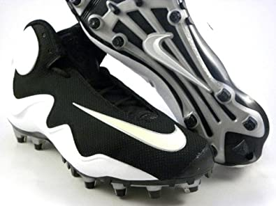 Buy Nike Zoom Flyposite TD Black White Football Cleats Men Shoes by Nike