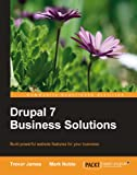 img - for Drupal 7 Business Solutions book / textbook / text book