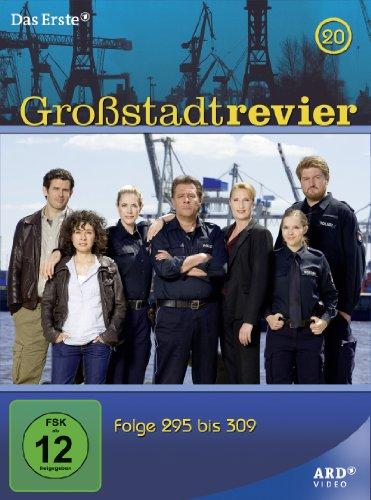 Großstadtrevier - Box 20/Folge 295-309 [4 DVDs]