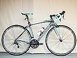 BIANCHI(ビアンキ) ロードバイク INTENSO SORA (インテンソ ソラ) 2016モデル (アンスラサイト) 50サイズ