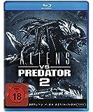 Aliens vs. Predator 2 (Kinofassung) [Blu-ray]