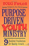img - for Purpose-Driven  Youth Ministry book / textbook / text book