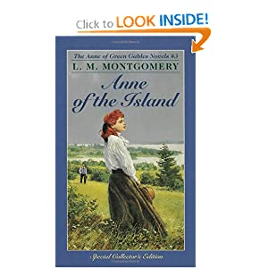 Anne of the Island (Anne of Green Gables, Book 3)
