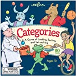 eeBoo Categories Game