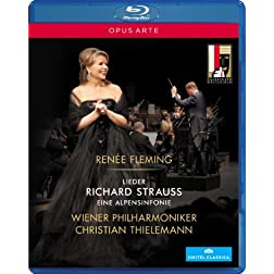 Renee Fleming Live in Concert [Blu-ray]