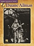 Duane Allman: A Step-by-step Breakdown of His Guitar Styles and Techniques