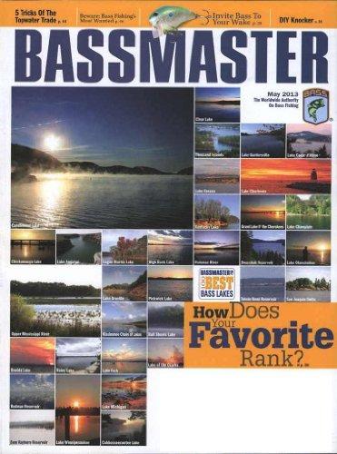 Bassmaster (1-year auto-renewal)