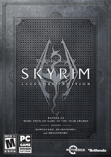 Elder Scrolls V: Skyrim - PC - Legendary Edition
