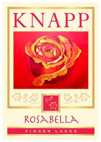 Nv Knapp Winery Rosabella 750 Ml