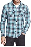 North Coast Pure Cotton Checked Shirt [T25-6044N-S]