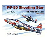 Image of P/F-80 Shooting Star in Action - Color Series Aircraft No. 213