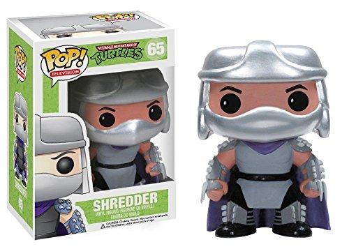 Funko Pop TV Teenage Mutant Ninja Turtles: Shredder Vinyl Action Figure Toy 3347 PRS