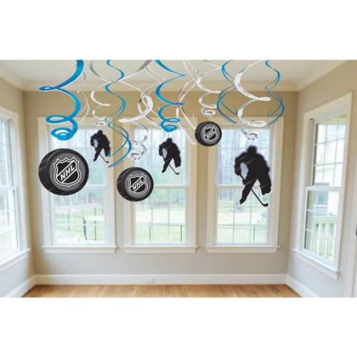NHL Ice Time Swirl Decorating Kit