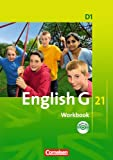 English G 21 - Ausgabe D: English G 21 D1: 5.Klasse. Workbook mit CD