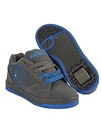 Heelys Men's Propel 2.0 Grey Royal Roller Skate Shoes Sneakers