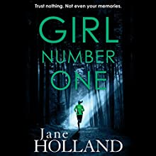 Girl Number One Audiobook by Jane Holland Narrated by Anna Parker-Naples