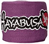 Hayabusa Perfect Stretch Hand Wraps, One Size, Dark Orchid