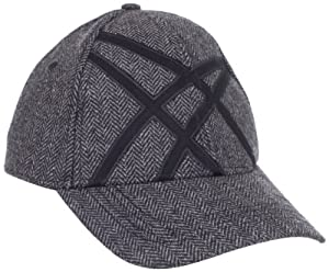 Asics Men's Mercado Baseball Cap, Black, Medium/Large