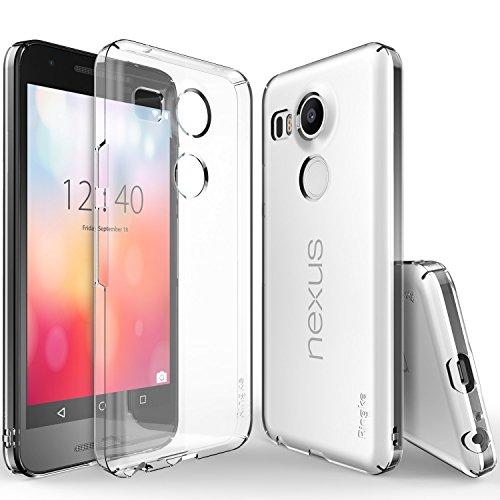 Nexus 5X Case,   Ultra Thin Cover w/ Screen Protector