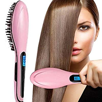 Straighter Comb,Emontekk® Hair Straightener