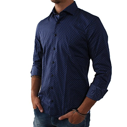 Camicia Yes Zee - C805d300