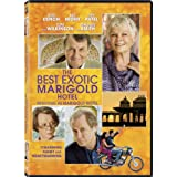 The Best Exotic Marigold Hotel / Benvenue au Marigold Hotel (Indian Palace)by Judi Dench