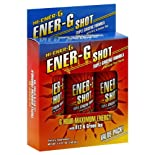 Hi-Energy-G Ener-G Shot 3 bottles 5.4 fl oz (160 ml)