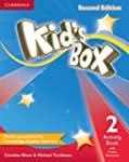 Kid's Box Level 2 Activity Book with...