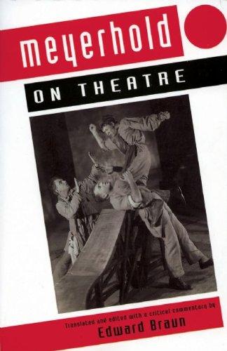 Meyerhold On Theatre (Performance Books)