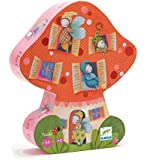Djeco / Silhouette Box 54-piece Puzzle, The House of Elves