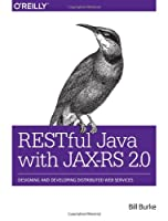 RESTful Java with JAX-RS 2.0 Front Cover