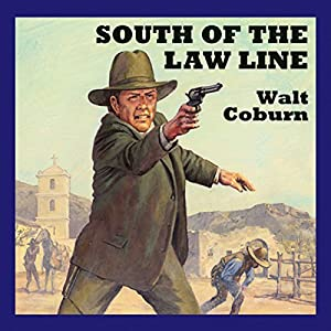South of the Law Line Audiobook