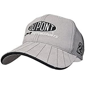 #24 Jeff Gordon Dupont 2012 Mens Tonal Solo Embroidered Hat 95024 by Brickels
