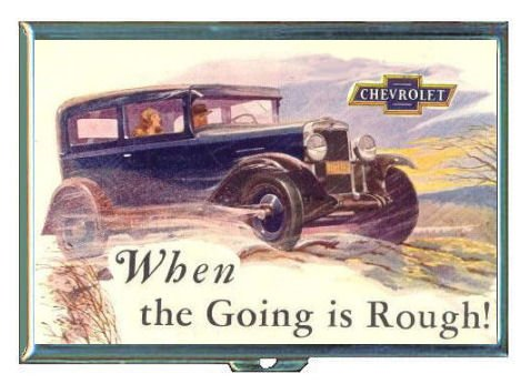 chevrolet-1920s-vintage-ad-double-sided-cigarette-case-id-holder-wallet-with-rfid-theft-protection