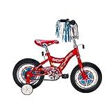 Micargi KIDCO Cruiser Bike, Red, 12-Inch