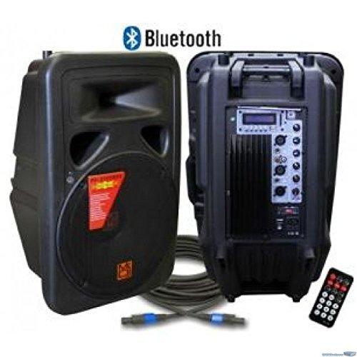 MR.DJ PP3530BTPK COMPLETE BUNDLE (Dj Package Complete With Speakers compare prices)
