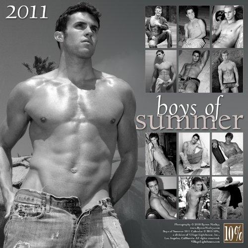 Boys of Summer 2011 Calendar (Village Lighthouse Inc)
