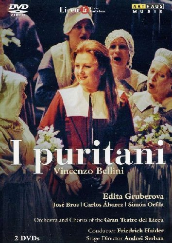 I Puritani (edizione Germania) - Vincenzo Bellini - DVD