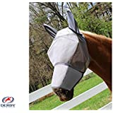 Derby Originals UV Protection Horse Fly Mask with Ears and Nose Cover at Wholesale Price