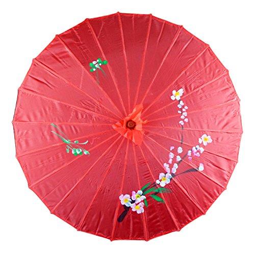 Asian hand grip parasol