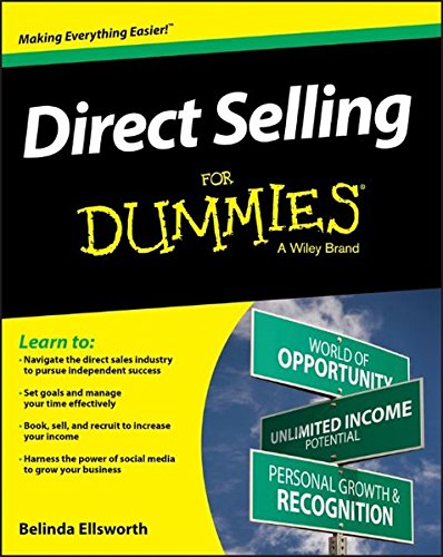 Direct Selling For Dummies (Direct Selling Business compare prices)