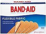 Johnson & Johnson Flexible Fabric Adh...
