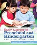 img - for Early Literacy in Preschool and Kindergarten: A Multicultural Perspective, Loose-Leaf Version with Pearson eText -- Access Card Package (4th Edition) book / textbook / text book