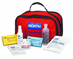 North by Honeywell 018504-4222 Soft Pack, Redicare, Large with CPR