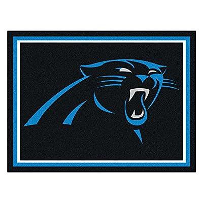 FANMATS 17476 NFL Carolina Panthers Rug