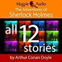 The Adventures of Sherlock Holmes (       UNABRIDGED) by Arthur Conan Doyle Narrated by Greg Wagland