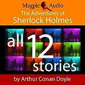 The Adventures of Sherlock Holmes | [Arthur Conan Doyle]