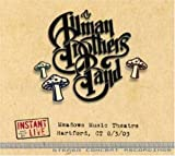 echange, troc Allman Brothers Band - Instant Live: Meadows Music Theatre Hartford Ct