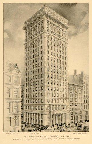 1897-american-surety-company-building-pine-st-ny-print-original-halftone-print